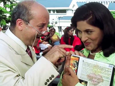 Anupam Kher celebrates 22 years of 'KKHH'