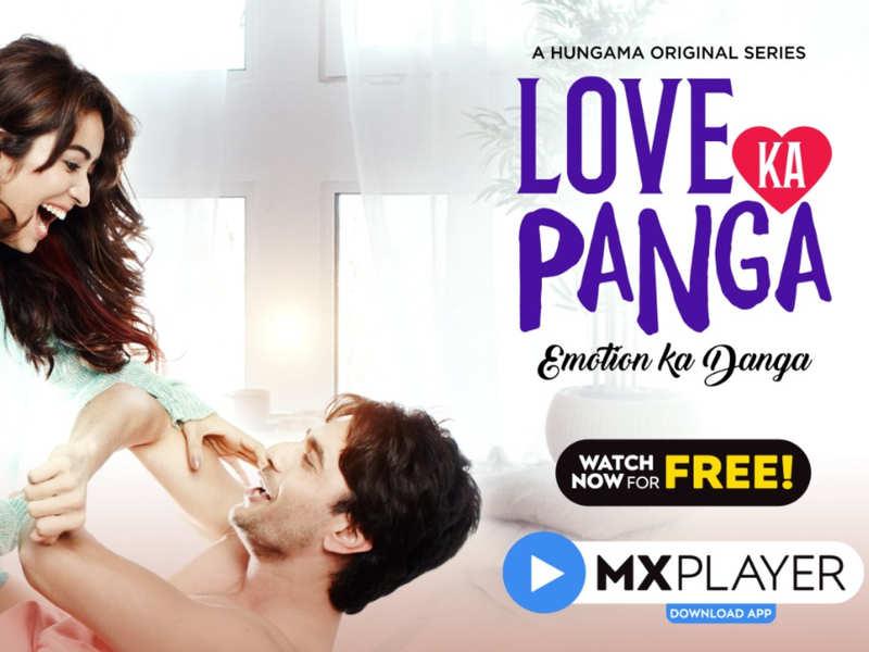 Ansh Bagri and Asha Negi come together for a rom-com web show 'Love Ka Panga' streaming on MX Player