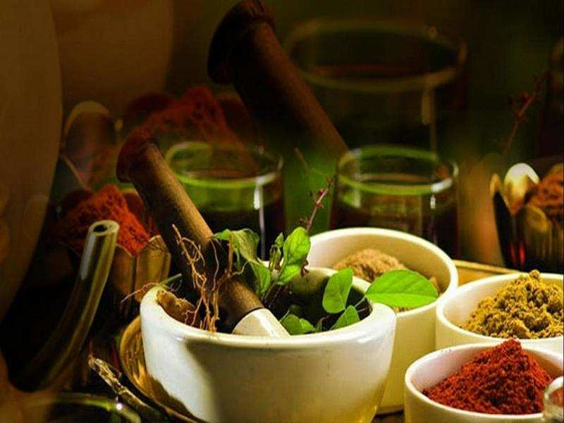 Natural ingredients in Ayurveda which help our body to heal from within