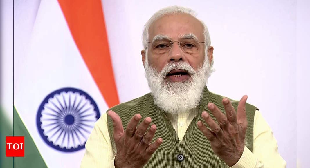 Govt to soon decide on minimum age of marriage for girls: PM Narendra Modi | India News - Times of India