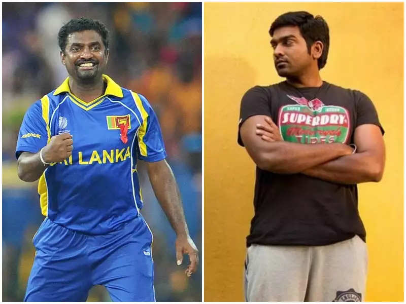 Muttiah Muralitharan's official statement on Vijay Sethupathi's '800' controversy