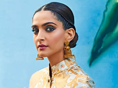 Celebrity inspired statement earrings to wear this festive season