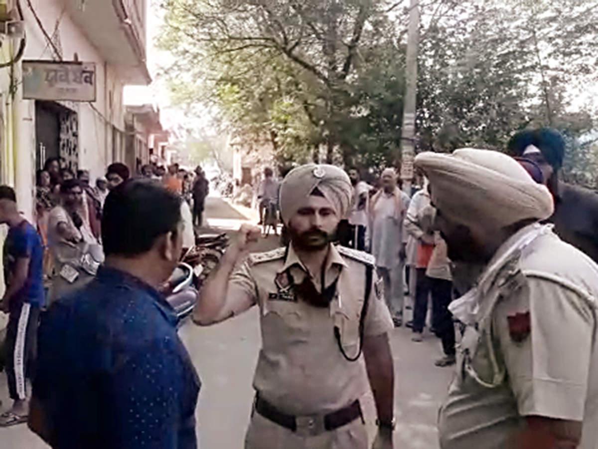 Shaurya Chakra awardee Balwinder Singh Sandhu who fought terrorism in Punjab shot dead | Chandigarh News - Times of India
