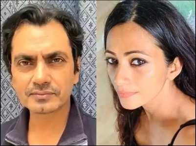 Nawazuddin's wife records statement in court