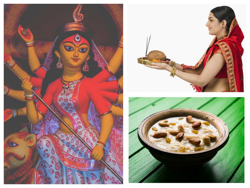 Navratri 2020: Puja timings, Vrat vidhi and foods offered to the 9 forms of Durga