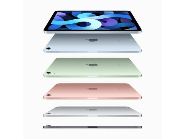 The new Apple iPad Air is up for preorders
