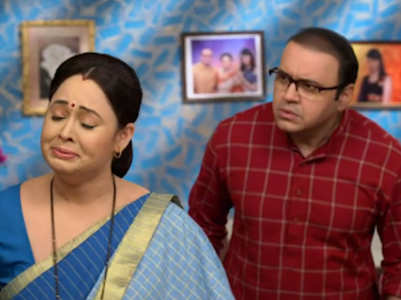 TMKOC: Madhavi and Bhide keep fighting
