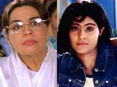 KKHH: Farida Jalal's favourite scene with Kajol