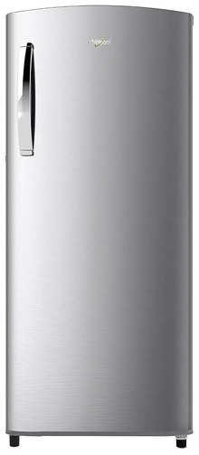 Whirlpool 280 L 3 Star Direct-Cool Single Door Refrigerator (305 IMPRO PLUS PRM 3S ALPHA STEEL, Alpha Steel)