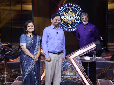 KBC12: Big B salutes Karamveer couple