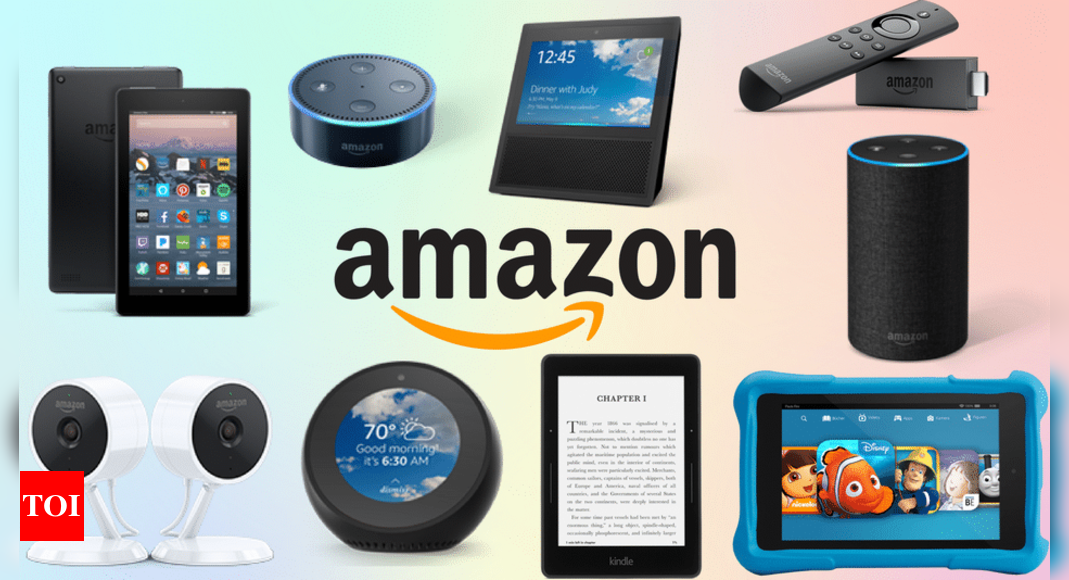 Amazon Sale 2020 Up To 55 Off Echo Dot Kindle Other Amazon Devices Most Searched Products Times Of India