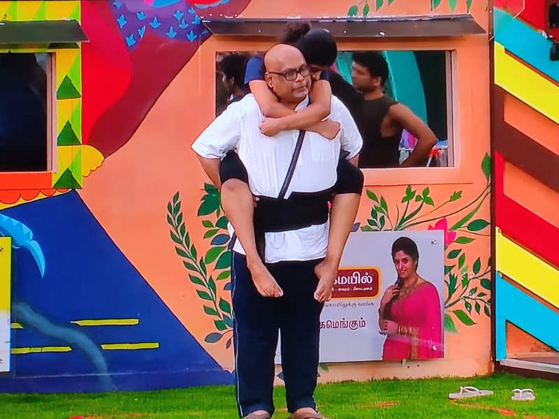 Bigg Boss Tamil 4: Kavin impressed with Suresh's gesture for Gabriella