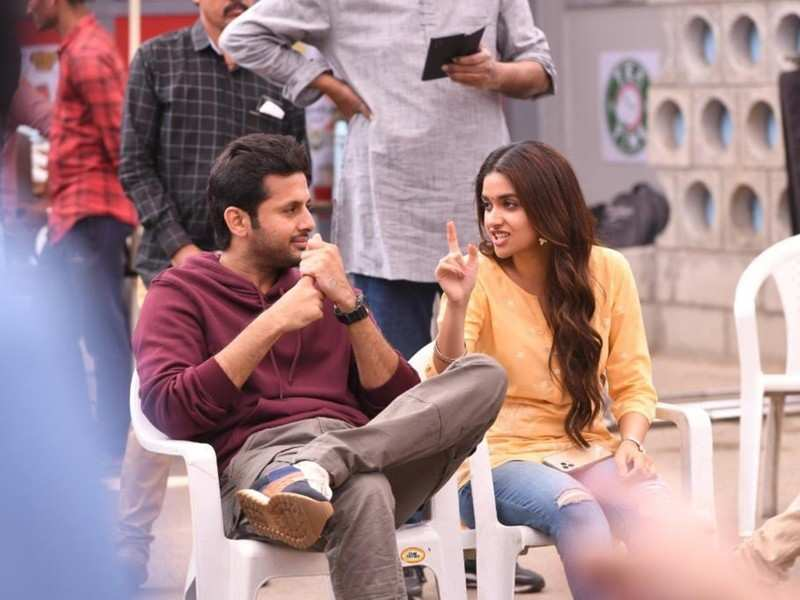 Nithiin calls Keerthy Suresh one of his sweetest co-stars on her birthday
