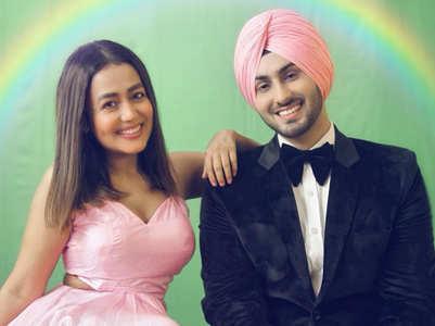 Neha, Rohanpreet's new pic is winning hearts