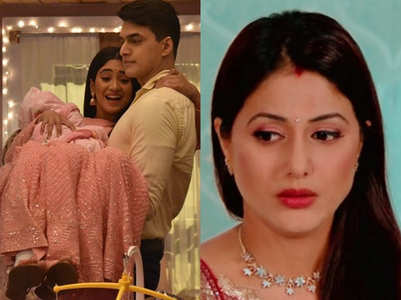 YRKKH: Kartik-Naira name daughter Akshara