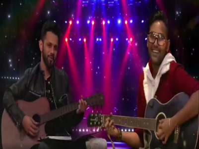 BB14: Rahul & Jaan's musical night