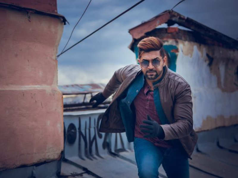 Arun Vijay talks about his character in Agni Siragugal