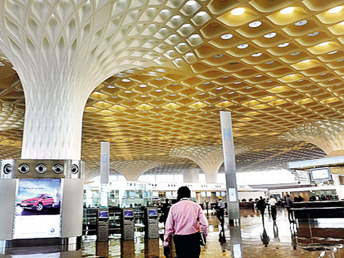 RT-PCR tests for departing passengers at Mumbai airport | Mumbai News -  Times of India