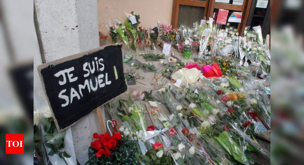 France to rally in solidarity, defiance after beheading of teacher