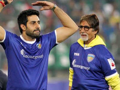 Amitabh Bachchan's post inspires Abhishek