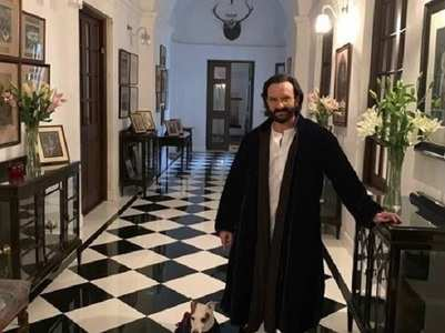 Throwback: When Saif bought Pataudi Palace