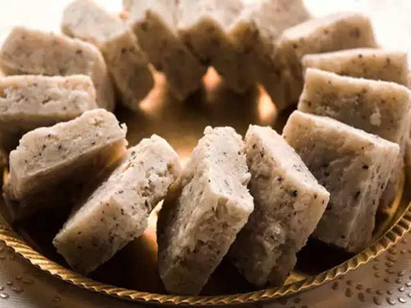 Navratri fasting 2020: How to make Singhare Ke Atte Ki Barfi recipe at home