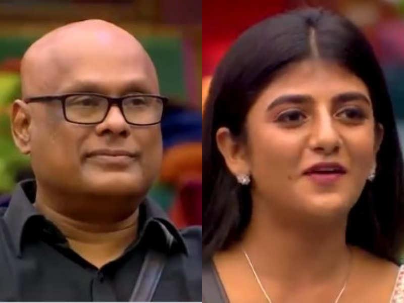 Bigg Boss Tamil 4: Suresh would like Gabriella to call him thatha