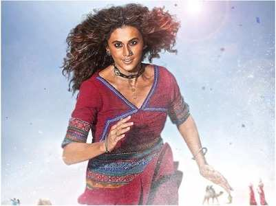 Taapsee: Actresses not paid as highly as actors