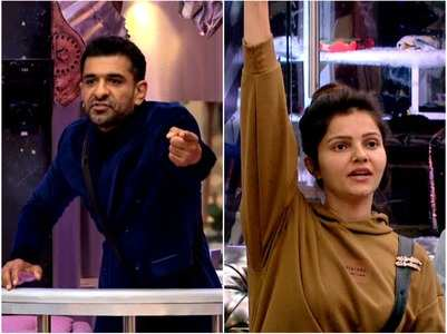 BB14: Rubina lashed out at Eijaz, here's why