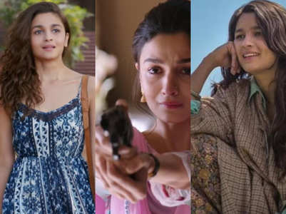 Phenomenal characters portrayed by Alia Bhatt