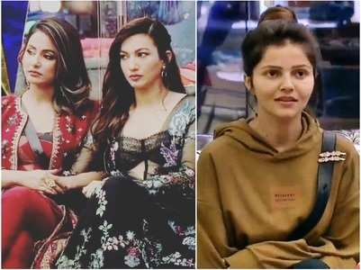 BB14: Gauahar comments on Rubina's attitude
