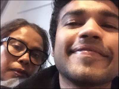 Sutapa Sikdar reunites with Babil in London