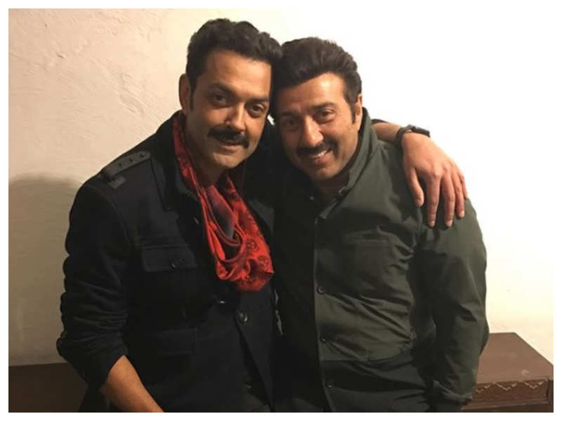 Did you know that Sunny Deol did not shoot for his films while he was supervising brother Bobby Deol's debut film, 'Barsaat'?