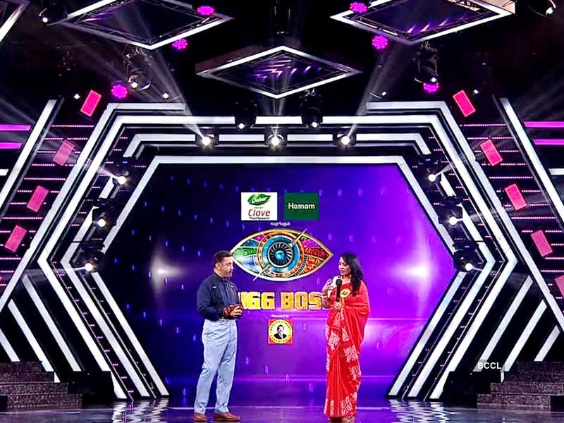 Bigg Boss Tamil 4: Rekha Harris becomes the first contestant to get evicted from Kamal Haasan's show