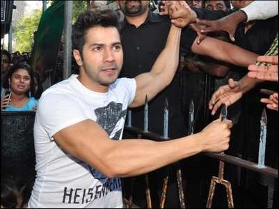 Varun Dhawan completes 8 years in Bollywood
