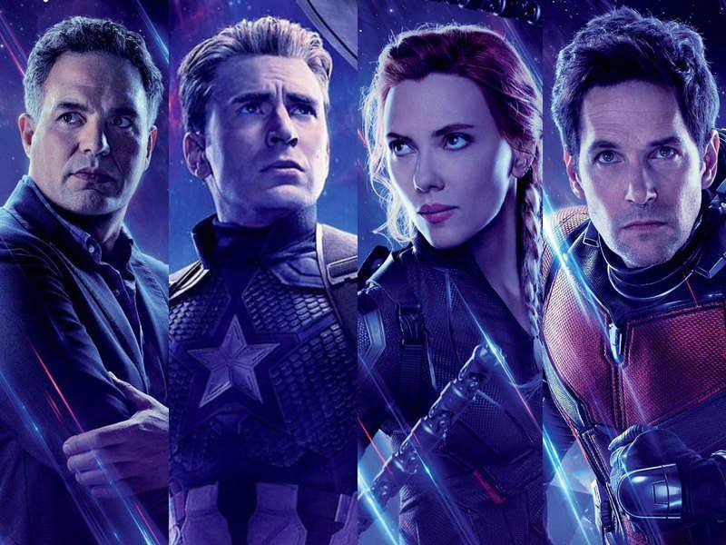 Photo: Avengers- Endgame Movie Posters