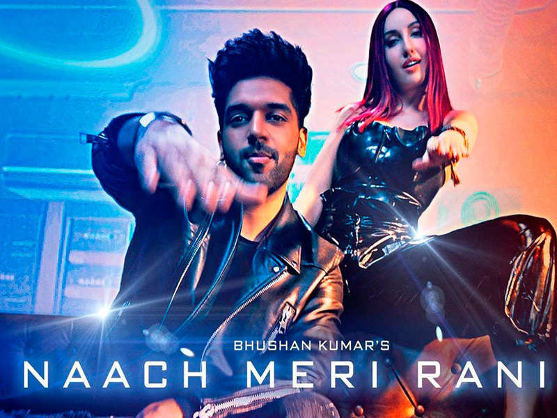 The teaser of Guru Randhawa's 'Naach Meri Rani' is sure to leave you wanting for more