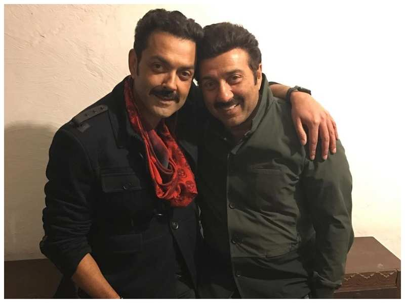 Picture Courtesy: Bobby Deol Instagram