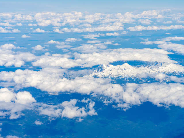 Above the clouds: Deutsche Telekom tests 4G connection in stratosphere