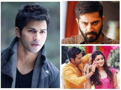 Memorable on-screen characters of Varun