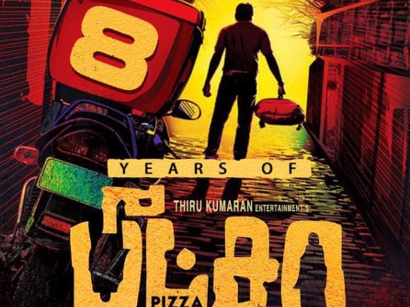 Vijay Sethupathi celebrates 8 years of Pizza