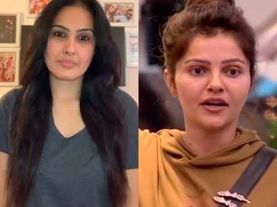 BB14: Kamya Panjabi supports Rubina Dilaik