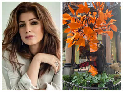 Twinkle Khanna's witty take on Halloween