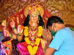 COVID-19 casts its shadow on Navratri festivities