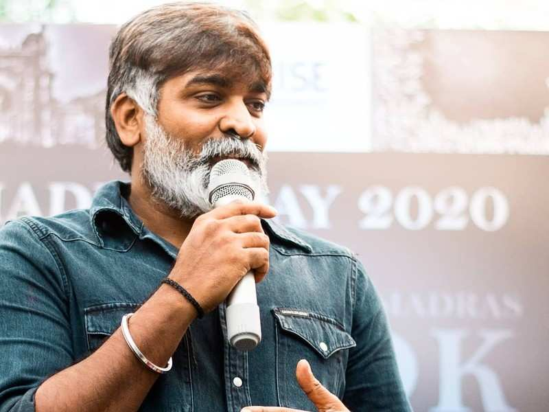 Vijay Sethupathi opens up about his participation in '800'