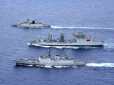 In Strong Repulse to China, India Invites Australia, Forms 'Quad' Alliance in Malabar Naval Drill