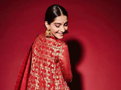Stylish ways to wear red on the fourth day of Navratri