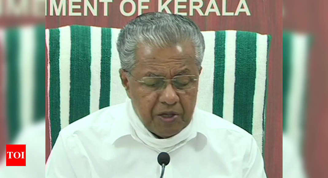 'Attempt to defame Kerala': CM hits back after oppn attack on Covid handling
