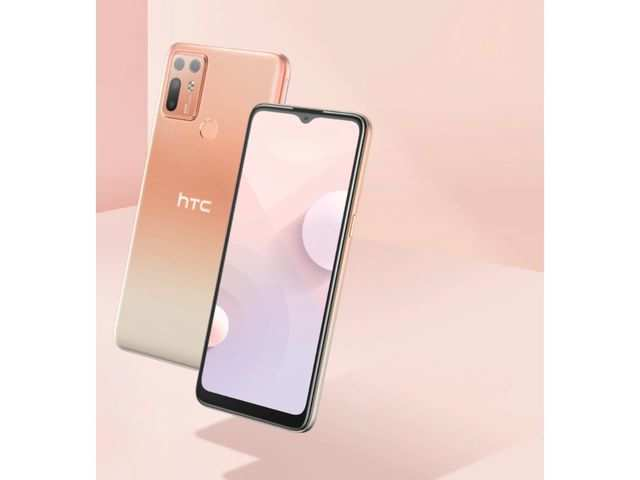 HTC Desire 20+ with 5000mAh battery, quad rear camera setup launched in Taiwan