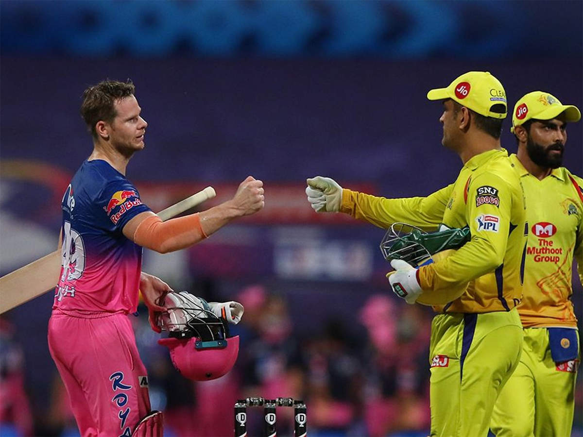 CSK vs RR Highlights: Rajasthan Royals crush Chennai Super Kings by 7 wickets, jump to 5th in standings | Cricket News - Times of India